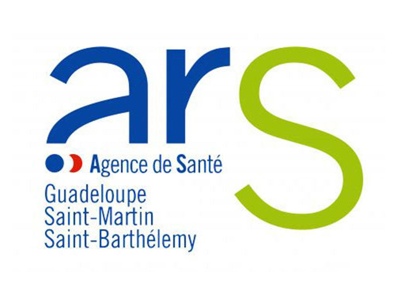 Logo ARS Guadeloupe