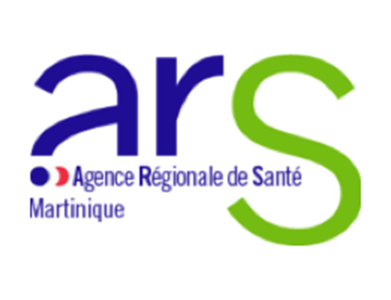 Logo ARS MARTINIQUE